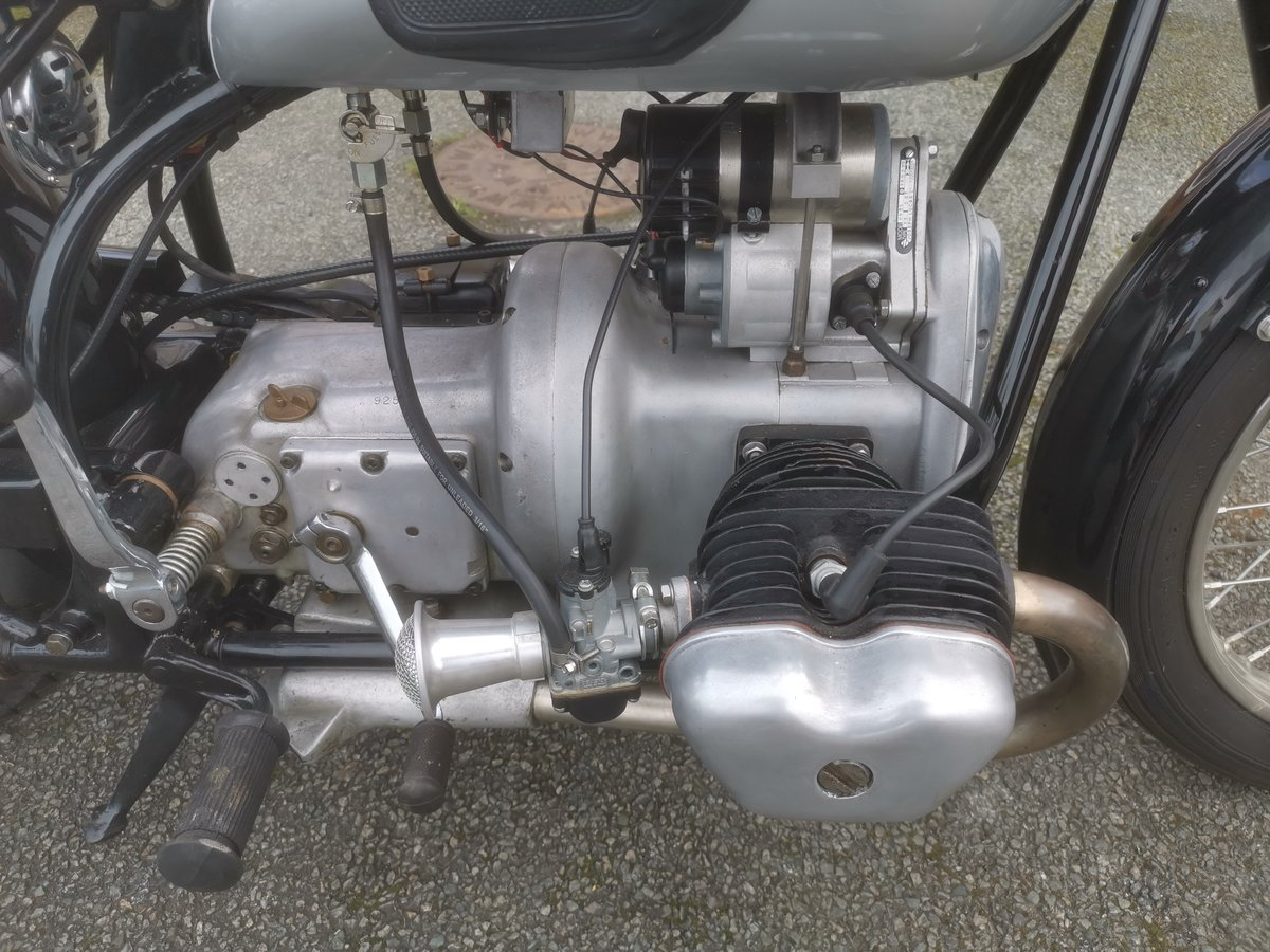 1953 Douglas 350 Motorcycle For Sale (picture 3 of 4)