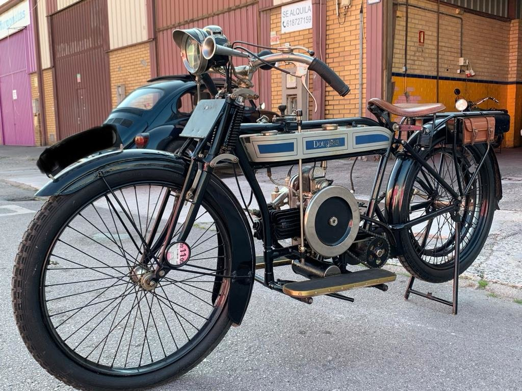 1920 Douglas 2 3/4hp - Fully restored For Sale (picture 1 of 6)