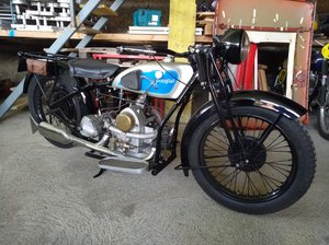 1932 Sell E32 600cmm Douglas and project