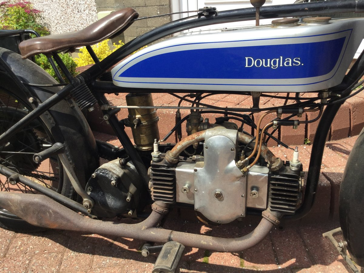 1927 Douglas EW For Sale (picture 4 of 6)