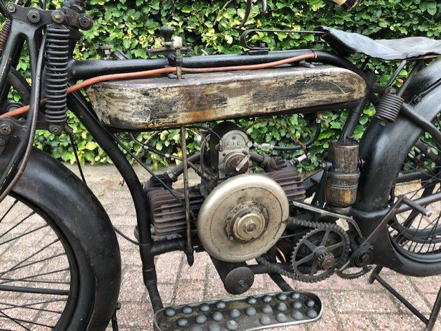 DOUGLAS 2 3/4 HP DELUXE 1924 For Sale (picture 1 of 6)