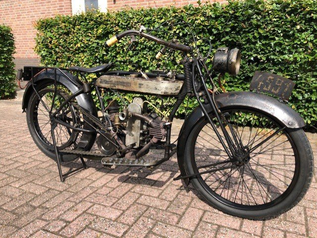DOUGLAS 2 3/4 HP DELUXE 1924 For Sale (picture 2 of 6)
