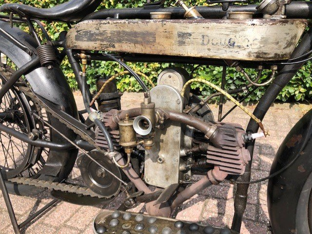DOUGLAS 2 3/4 HP DELUXE 1924 For Sale (picture 3 of 6)