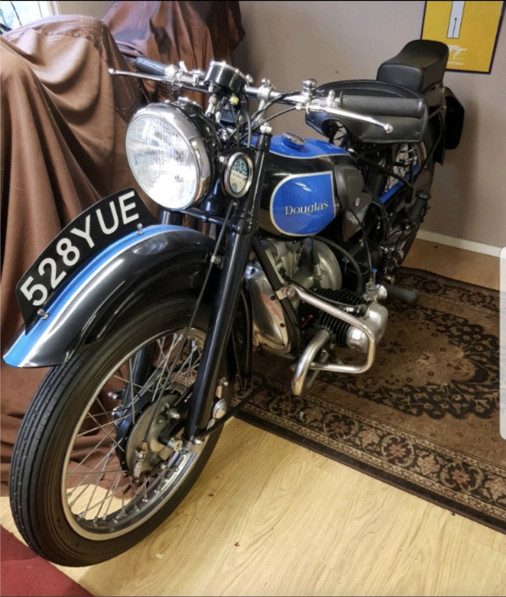 1947 Douglas t35s For Sale (picture 1 of 5)