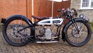 1928 DOUGLAS 500CC RA/DT RACING SPECIAL (LOT 399)