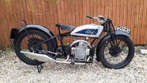 1930 DOUGLAS 596CC MODEL F29 (LOT 400)
