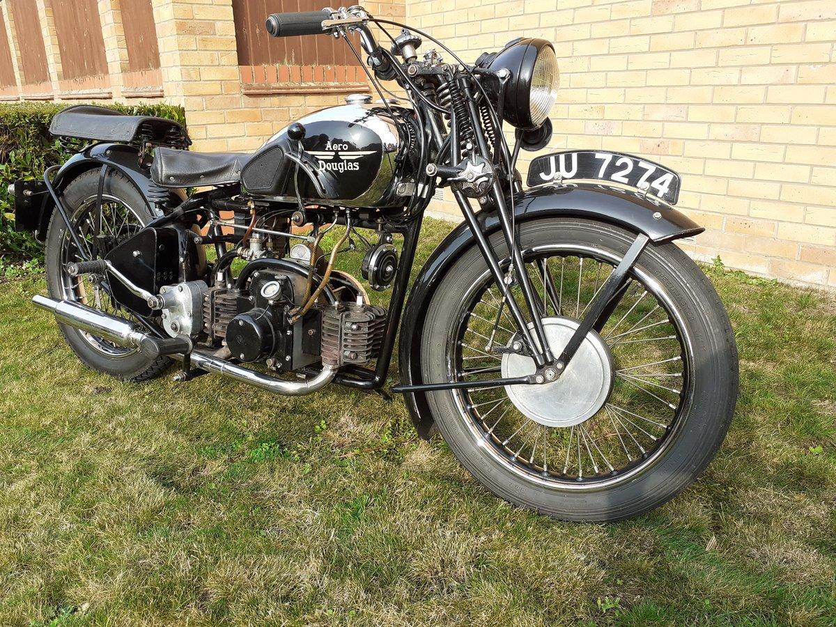 1936 Douglas aero 600cc £9000 For Sale (picture 3 of 6)