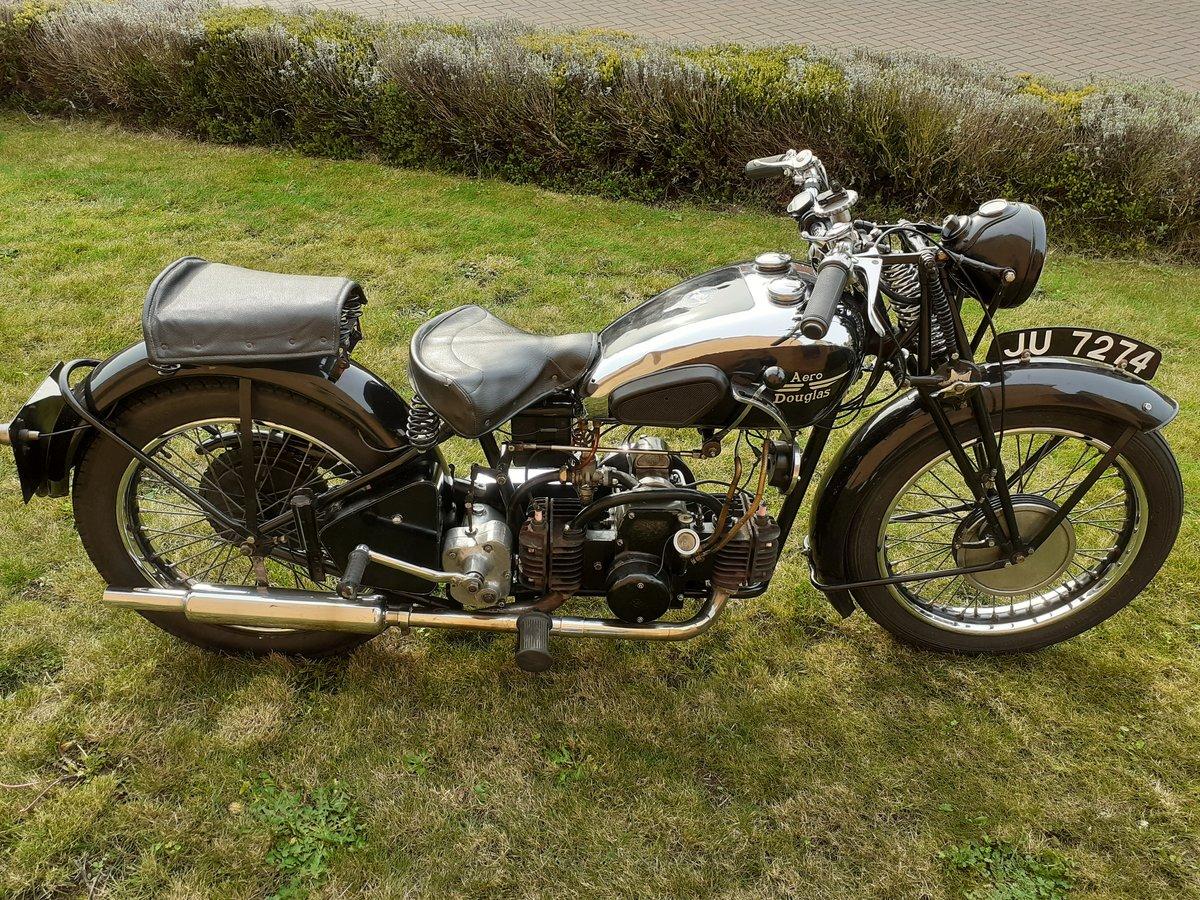 1936 Douglas aero 600cc £9000 For Sale (picture 4 of 6)