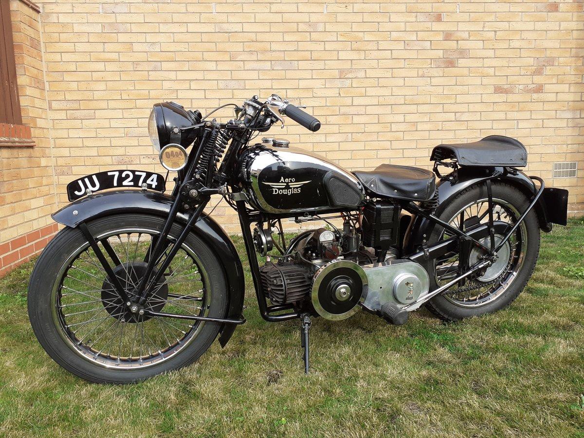 1936 Douglas aero 600cc £9000 For Sale (picture 5 of 6)