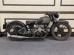 1934 Douglas Z1 Powerflow 750cc