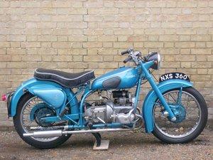 1951 Douglas Mk.V 350cc