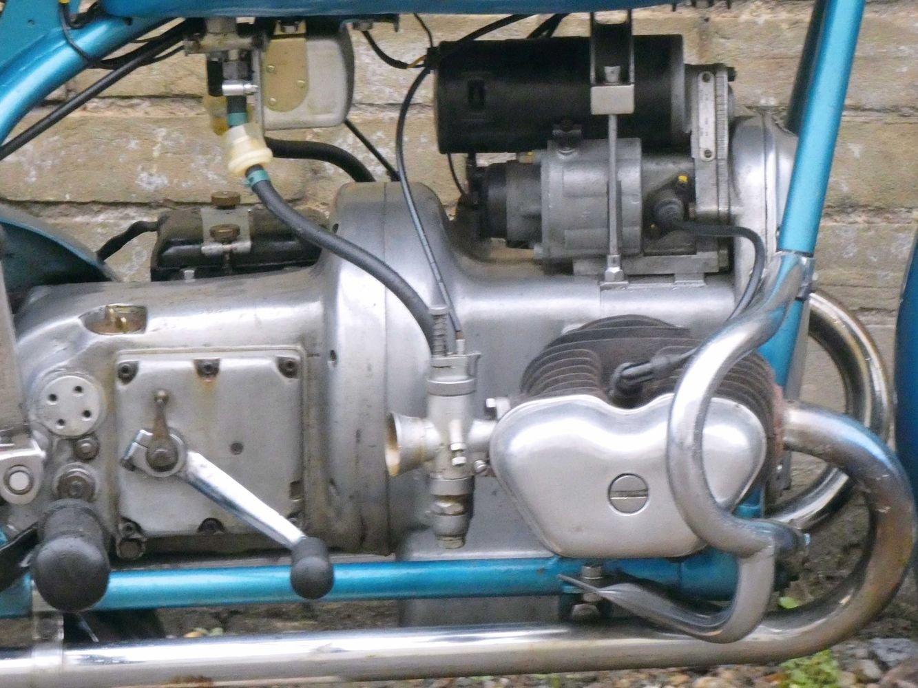 1951 Douglas Mk.V 350cc SOLD (picture 2 of 6)