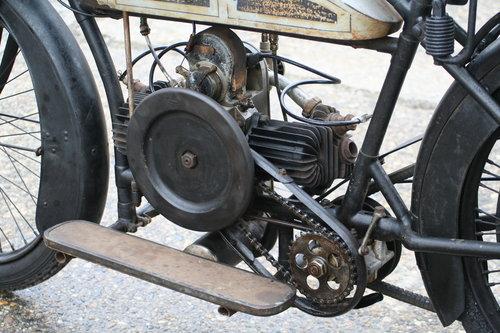 Douglas 350cc 1915 original running condition SOLD (picture 5 of 6)