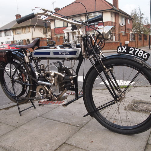 1924 TS350 2 Speed Flat Twin. SOLD TO HAROLD. SOLD (picture 2 of 6)