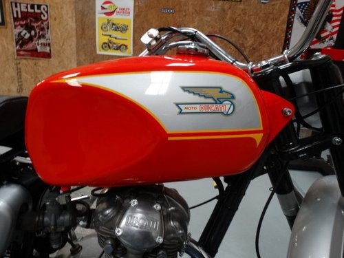 1970 Ducati 160 Monza Jr For Sale (picture 5 of 6)