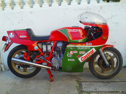 1979 DUCATI 900SS MHR  SOLD (picture 1 of 6)