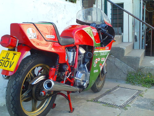 1979 DUCATI 900SS MHR  SOLD (picture 2 of 6)