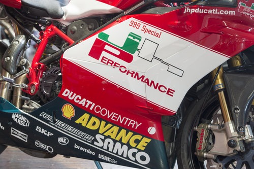 2003 DUCATI 999S JHP SPECIAL For Sale (picture 2 of 6)