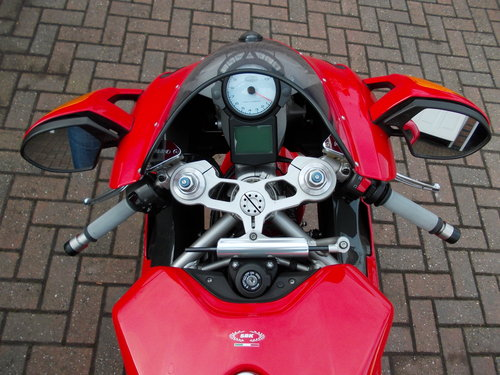 2004 DUCATI 749S.STUNNING AND ORIGINAL.£4975  ono. For Sale (picture 2 of 6)