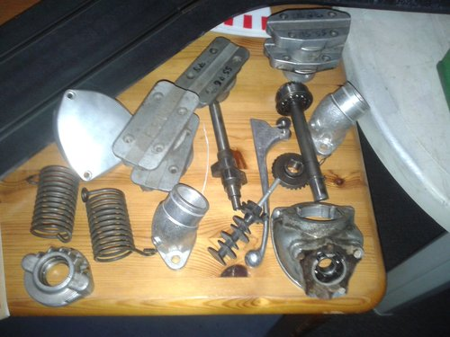 Ducati bevel twin parts For Sale (picture 2 of 6)