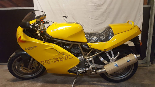 1997 DUCATI 900 SS new Bike For Sale (picture 1 of 6)