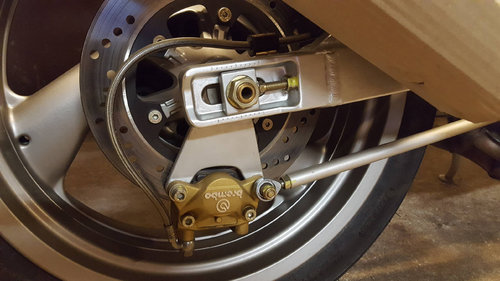 1997 DUCATI 900 SS new Bike For Sale (picture 5 of 6)