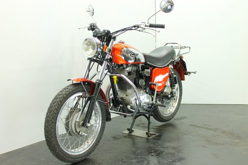 Ducati 450 Scrambler 1975 450cc 1 cyl ohc  For Sale (picture 3 of 6)