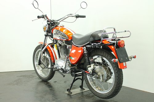 Ducati 450 Scrambler 1975 450cc 1 cyl ohc  For Sale (picture 4 of 6)