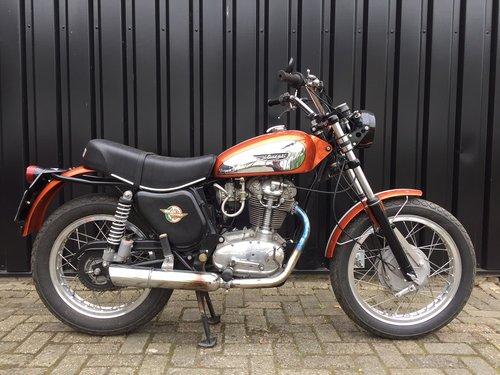 1975 Ducati 450 Scrambler SOLD (picture 1 of 6)