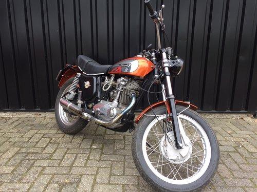 1975 Ducati 450 Scrambler SOLD (picture 2 of 6)