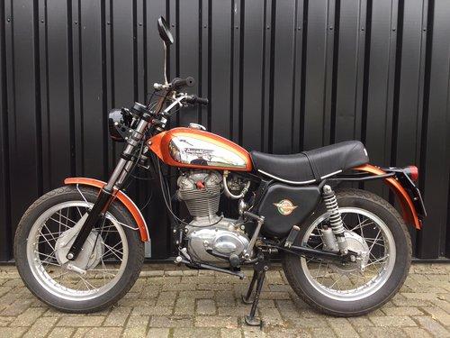 1975 Ducati 450 Scrambler SOLD (picture 4 of 6)