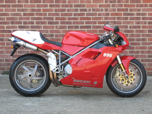1999 Ducati 996 SPS2  For Sale (picture 1 of 6)
