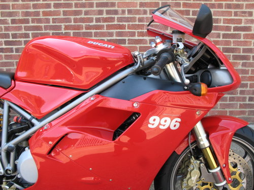 1999 Ducati 996 SPS2  For Sale (picture 2 of 6)
