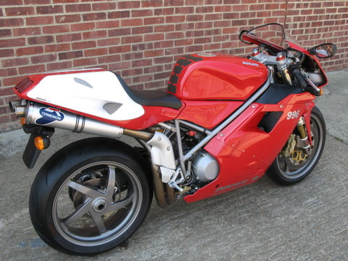 1999 Ducati 996 SPS2  For Sale (picture 3 of 6)