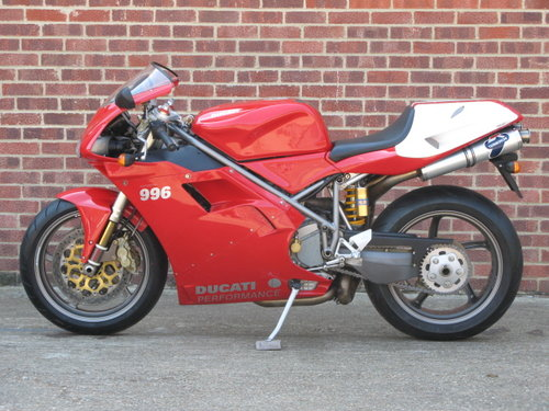 1999 Ducati 996 SPS2  For Sale (picture 4 of 6)