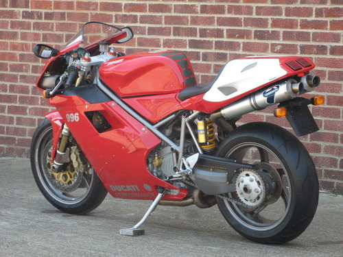 1999 Ducati 996 SPS2  For Sale (picture 5 of 6)