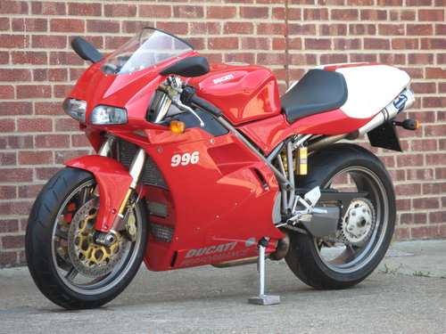 1999 Ducati 996 SPS2  For Sale (picture 6 of 6)