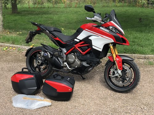2017 Pikes Peak Ducati MTS 1200  Part Ex Your Classic  SOLD (picture 1 of 6)