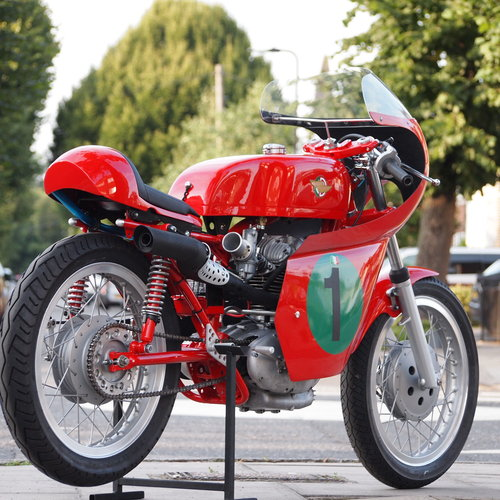 1961 Ducati 250 Race Bike, Restored But Not Used In Years. SOLD (picture 1 of 6)