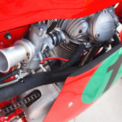 1961 Ducati 250 Race Bike, Restored But Not Used In Years. SOLD (picture 3 of 6)