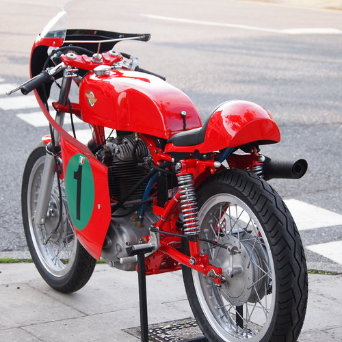 1961 Ducati 250 Race Bike, Restored But Not Used In Years. SOLD (picture 4 of 6)
