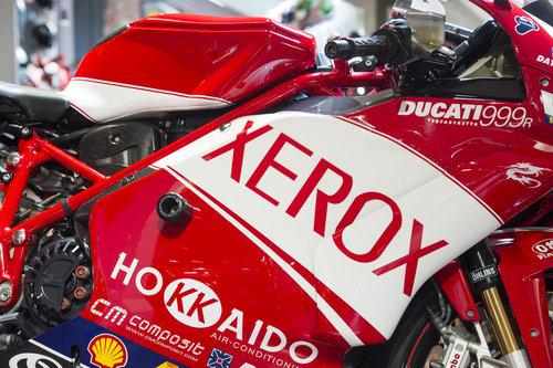 2006 Ducati 999R Xerox Ltd Edition For Sale (picture 4 of 6)