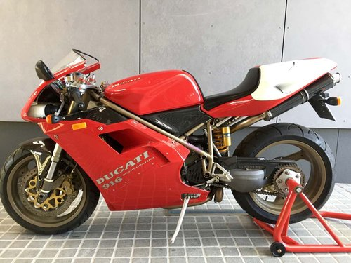 1994 Ducati 916 Varese For Sale (picture 1 of 6)