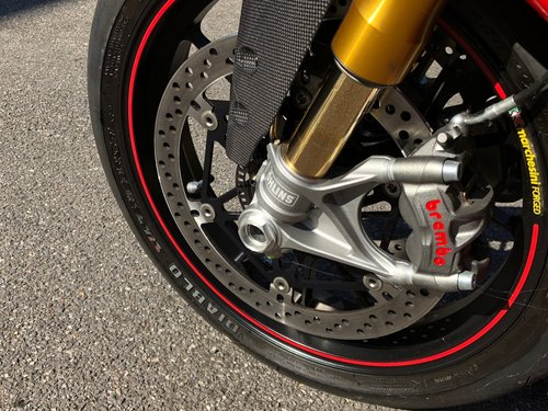 2015 Ducati 1299S Panigale 93 Miles only! Immaculate! For Sale (picture 3 of 6)