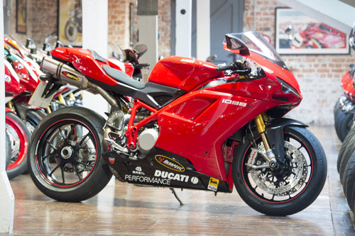 2008 Ducati 1098S High spec low mileage For Sale (picture 1 of 6)