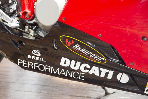 2008 Ducati 1098S High spec low mileage For Sale (picture 2 of 6)