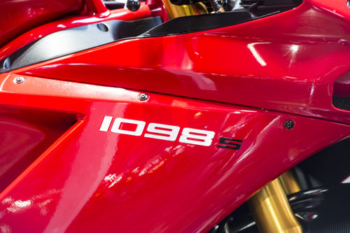 2008 Ducati 1098S High spec low mileage For Sale (picture 3 of 6)