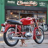 1967 Beautiful 200 Elite Classic, Artwork Of Fabio Taglioni. SOLD