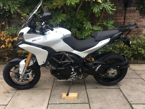 2011 Ducati Multistrada 1200S Sport Pack Exceptional Condition  SOLD (picture 2 of 6)
