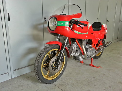 1983 Ducati 900 Mike Hilwood Replica For Sale (picture 2 of 6)